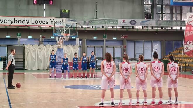 Le Mura Spring basket serie B Pielle Livorno
