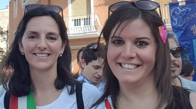 Linda Vanni e Alessandra Nardini