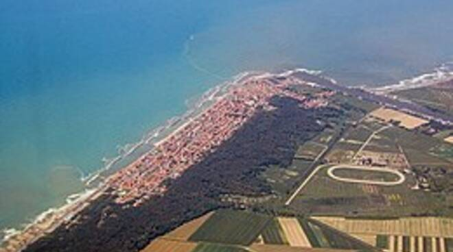 litorale pisano