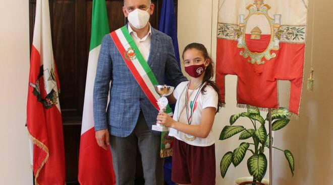 Luca Menesini incontra Maia papeschi