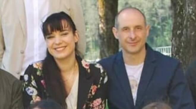 Lucia Biagioni e Giuseppe Carli