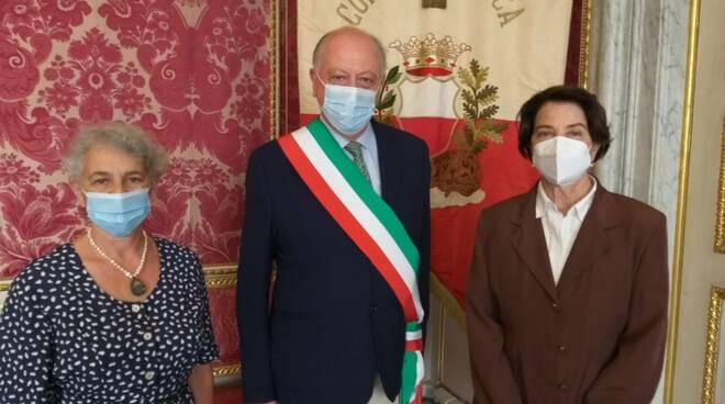 Lucia Ciampi incontra Tambellini