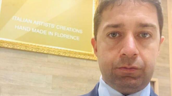 Marco Costoli presidente di Confartigianato Empolese Valdelsa