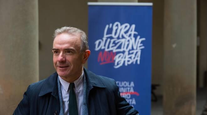 Marco Orsi Scuola Senza Zaino
