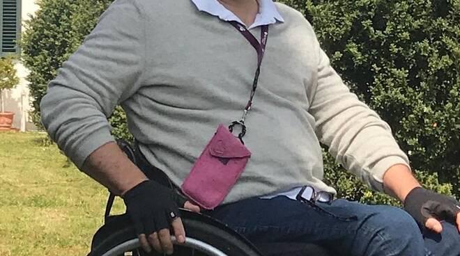 marino gasperini garante disabilità fucecchio