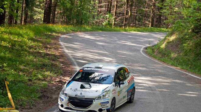 Masino Motorsport auto rally