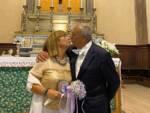 matrimonio 50 anni Giuliano e Fabrizia Leone