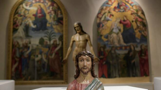 Matteo Civitali opere Museo Villa Guinigi