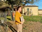 Mattia Desideri in mostra allo Spazio dell'Orcio di San Miniato