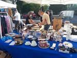 mercatino del riuso al Masini di Lammari