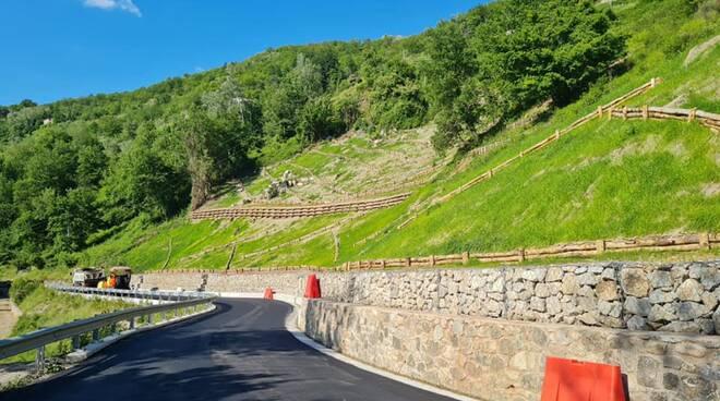Messa in sicurezza della strada per la frazione di Treppignana