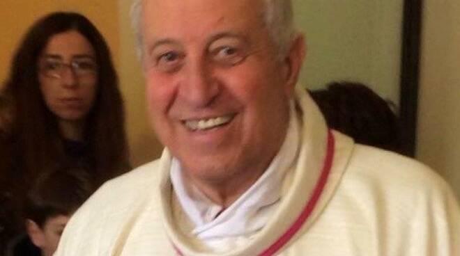 Monsignor Gianfranco Lazzareschi