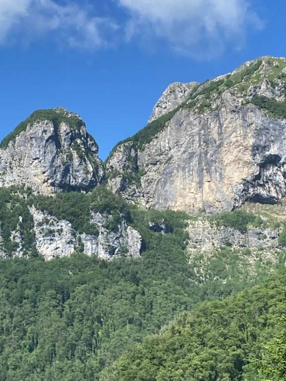 monte Nona monte Procinto elisoccorso