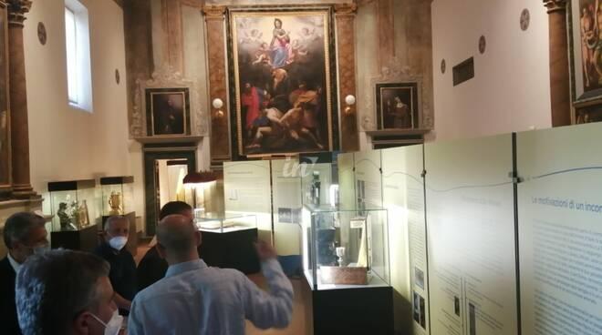 Mostra Napoleone a San Miniato
