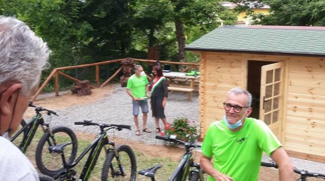 mountain bike coreglia