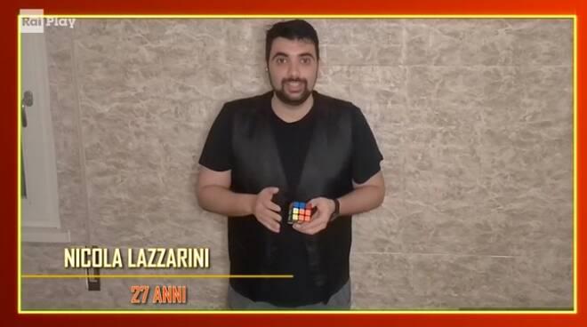 """Nicola Lazzarini su """"Tocca a noi"""" di Carlo Conti"""