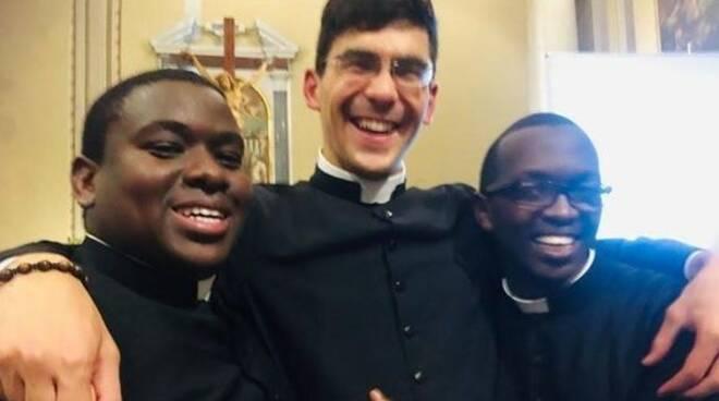 Nuovo prete Samuele del dotto