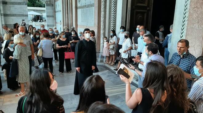 ordinazione cattedrale don Samuele Del Dotto 27 giugno