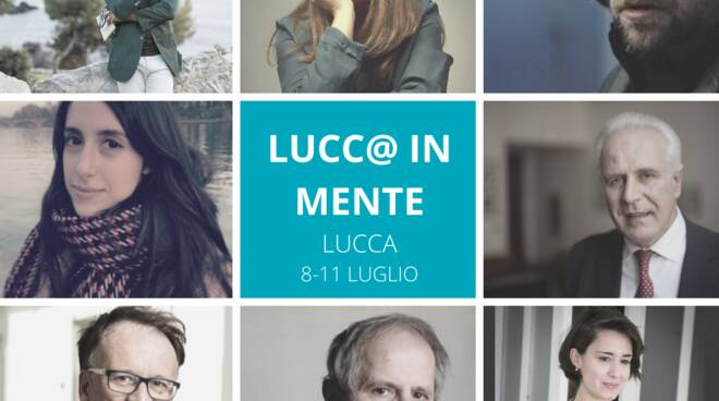 Ospiti festival Lucca in mente