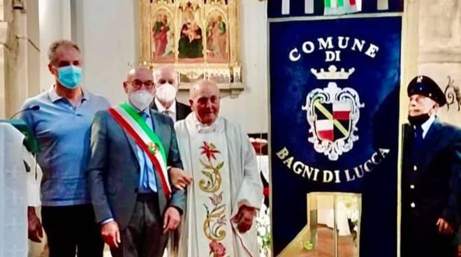 parrocchia di Benabbio don Mario Tolomei