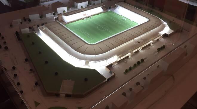 Presentazione nuovo stadio Lucchese