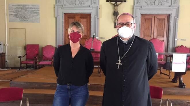 Presentazione rapporto povertà diocesi Lucca 2021