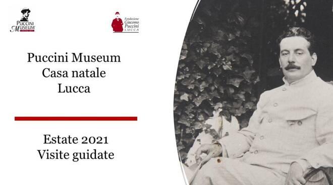 puccini museum estate 2021
