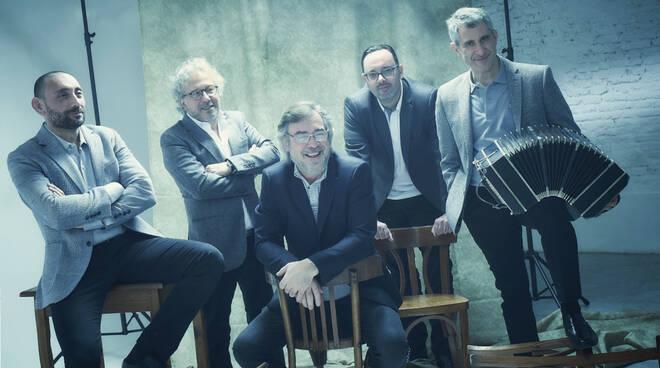 Quinteto Astor Piazzolla Fortezza Mont'Alfonso
