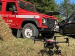 ricerche vigili del fuoco Mugello