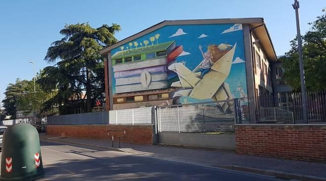 Scuola Guerrazzi Castelfranco