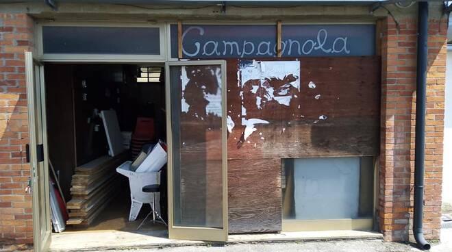 sede piazza del Mercato Marlia Banda Spettacolo La Campagnola