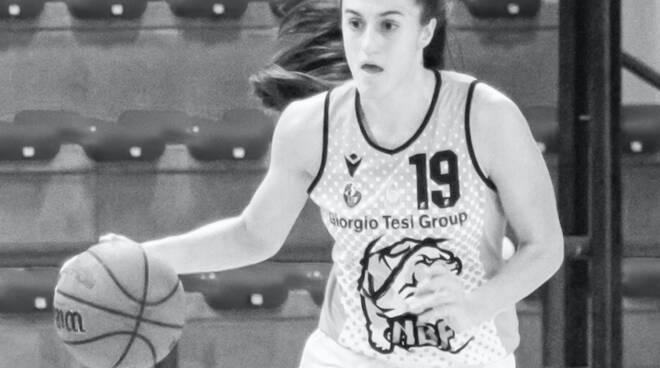 Sofia Frustaci Basket Le Mura