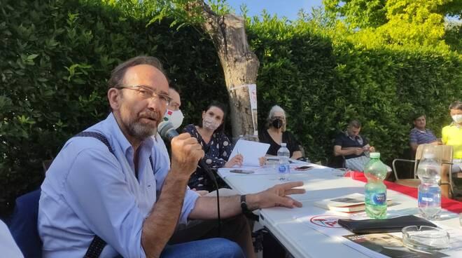 Solo presentazione libro Riccardo Nencini Pontedera