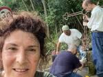 Storica Croce riparata Bagni di Lucca