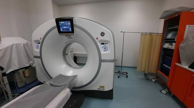 Tac nuova all'ospedale San Luca di Lucca