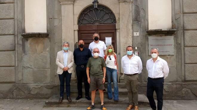 Vertici Azienda Speciale Farmacie con Rsa Del Campana Guazzesi