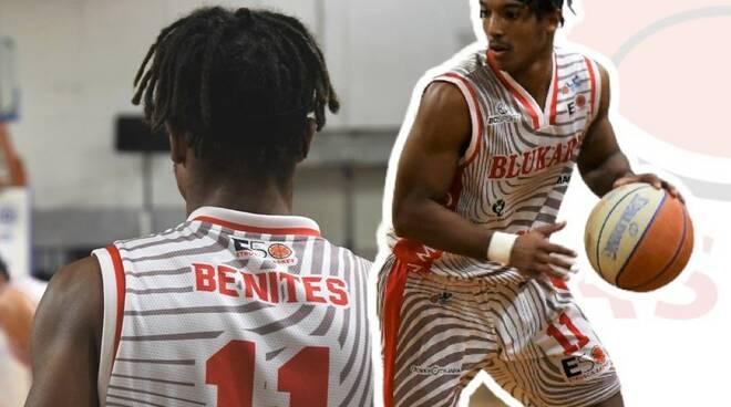 Alberto Benites Etrusca Basket