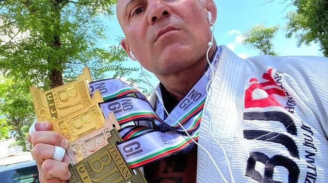 Alberto Remedi brazilian jiu jitsu