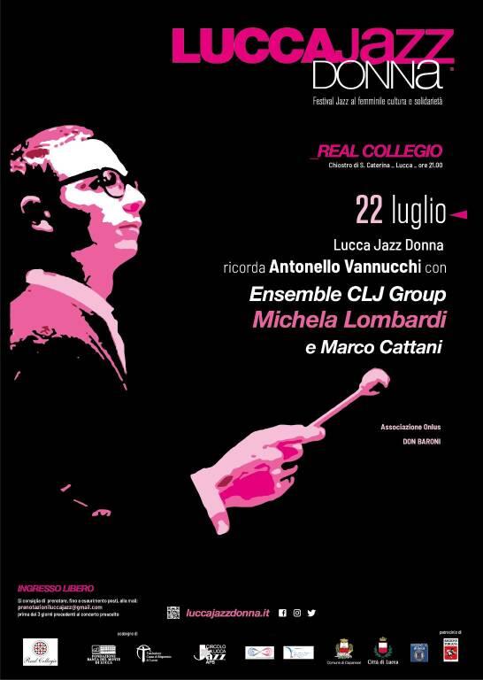 Antonello Vannucchi, Circolo Lucca Jazz