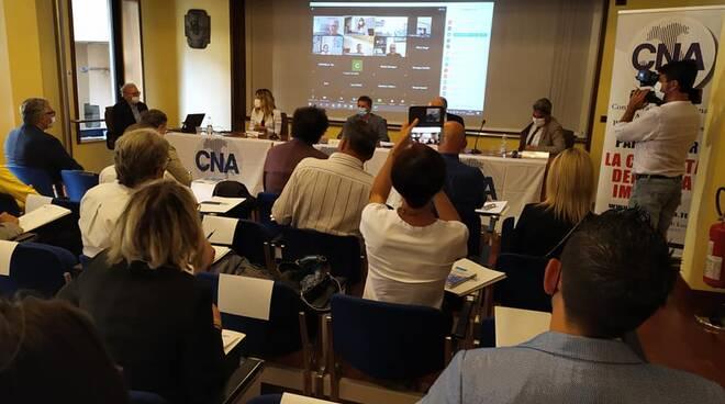 assemblea Cna conferma Andrea Giannecchini