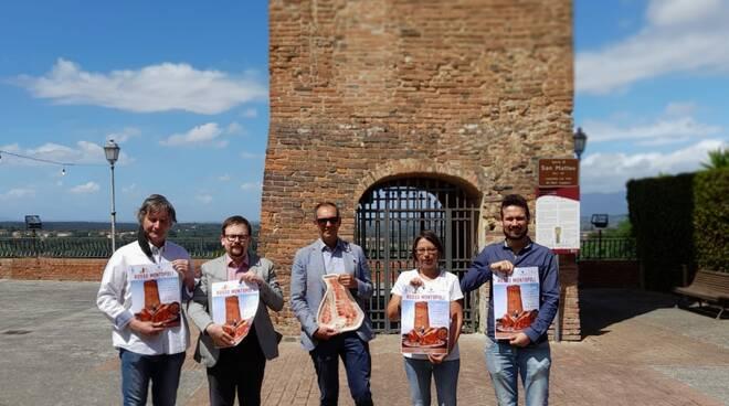 Bistecca sotto la torre per Rosso Montopoli