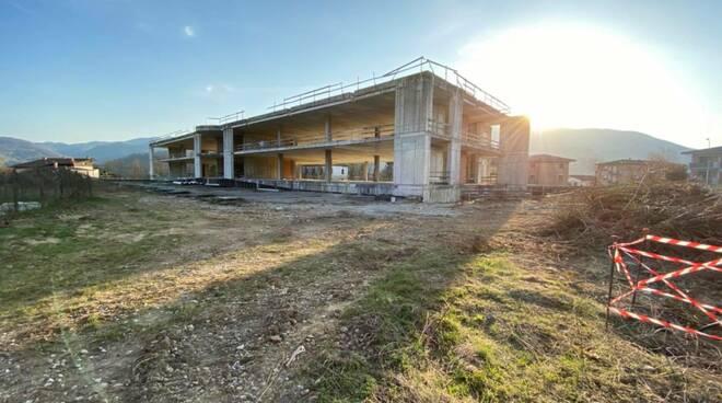 Cantiere per 2 nuove Rsa in località Alle Monache