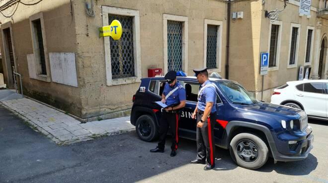 carabinieri grosseto truffa poste