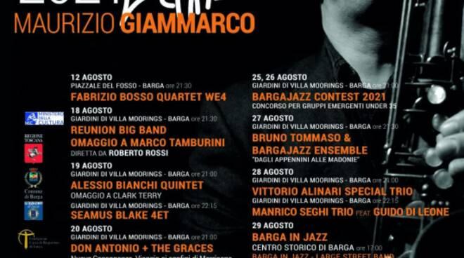 cartellone barga jazz