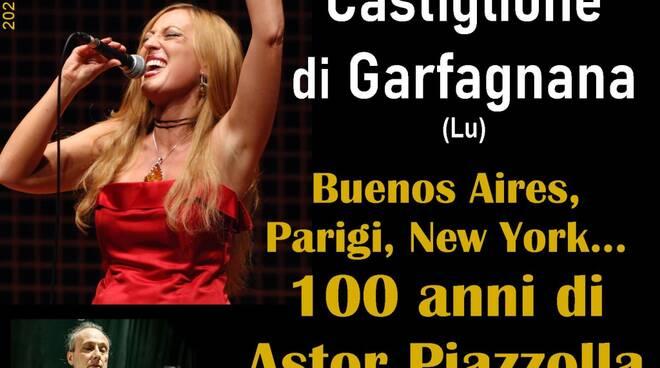 Castiglione di Garfagnana celebra i 100 anni dalla nascita di Astor Piazzola