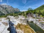 Cava Borella foto di Apuane Libere