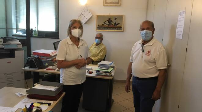 centro raccolta sangue massarosa