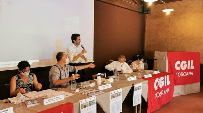 convegno Cgil sulla sanità territoriale in Valle del serchio