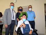disabile lauerato a Pisa