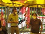 Donne democratiche Antonio Mazzeo presidio Gkn
